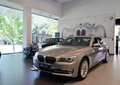 3Exposición BMW Augusta Aragón