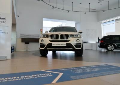 Exposición BMW Augusta Aragón