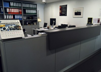Caja Servicio